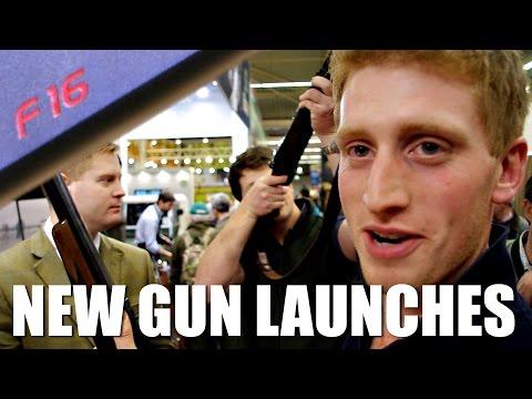 New Gun Launches