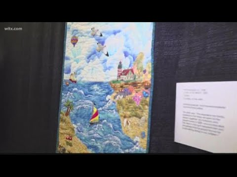 Folk fabulous exhibit at the South Carolina State Fair