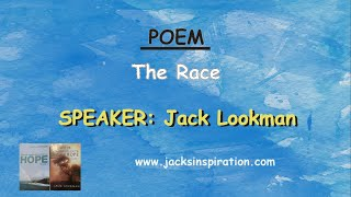 The Race- Poem by Jack Lookman