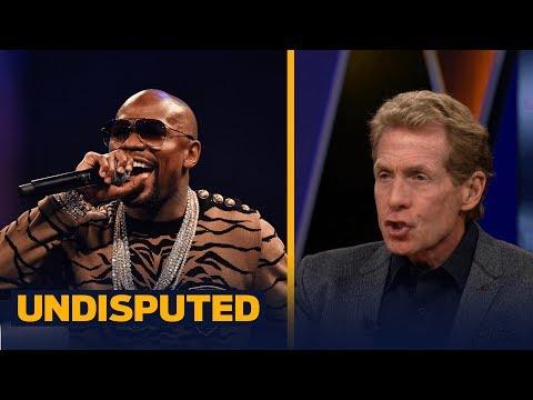 Oscar De La Hoya: Floyd Mayweather has not been good for boxing | UNDISPUTED