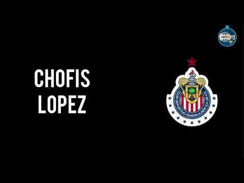 GOLAZO DE LA CHOFIS LOPEZ AL QUERETARO.