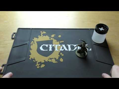 Citadel Painting Mat - Review