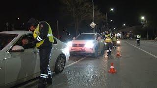 Охота на пьяных водителей