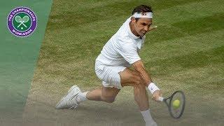 Best Rallies of Wimbledon 2019