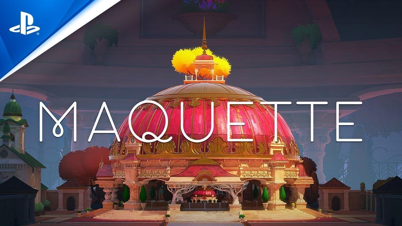 La recurrente simulación de mundos y el proceso de creación de puzles en Maquette