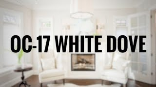 Beautiful White Paint for Doors and Trim | Benjamin Moore White Dove