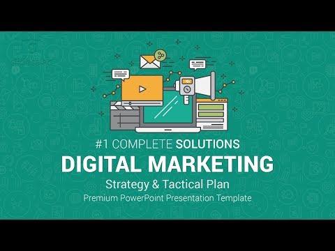 mp4 Digital Marketing Strategy Ppt Template, download Digital Marketing Strategy Ppt Template video klip Digital Marketing Strategy Ppt Template