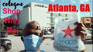 Cologne Shopping With Me || Lenox Square Mall || Quarantine Edition Ultra 4K || Atlanta, GA