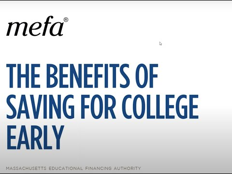 The Benefits of Starting to Save for College Early