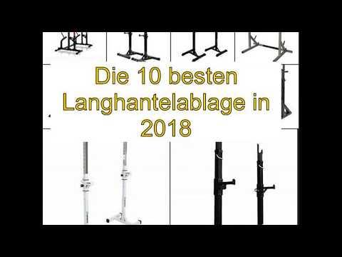 Die 10 besten Langhantelablage in 2018