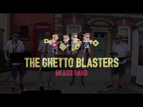 Ghetto Blasters Brass Band Video