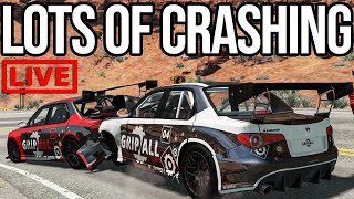 Watch Me Fail To Complete BeamNG Scenarios