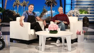 Dax Shepard and Ellen Give the Audience Relationship Advice