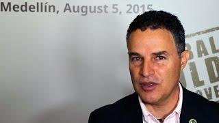 """VIDEO: Alcalde Aníbal Gaviria: """"El Award de Oro es un..."""