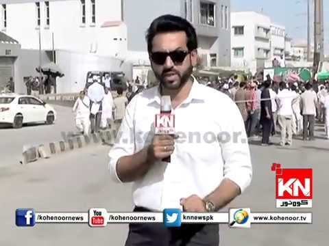 KN EYE 30 04 2018 Sher-e-Quaid voice of people in karachi…!