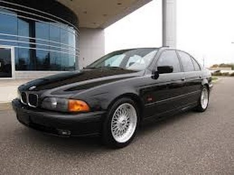 2000 BMW 5-Series 528i E39 Sport BBS Wheels