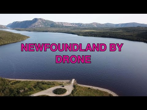 newfoundland--by-drone