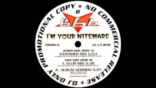666 - I`m Your Nitemare (Original Mix) 1999