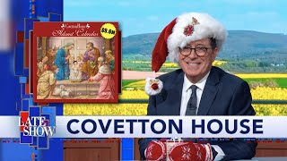 Hark! The Covetton House Advent Calendar Has Arrived
