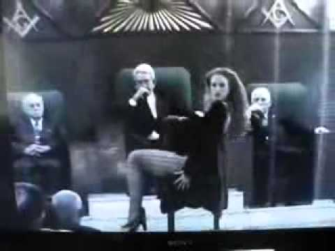 Secret Footage Illuminati Chair Dance Sex Ritual