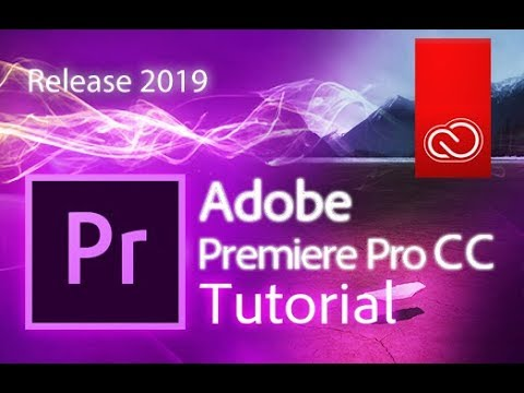 Premiere Pro CC 2019 – Full Tutorial for Beginners [COMPLETE – 17 MINS!]