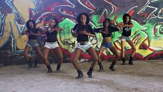 Official Voice - Far From Finished - 2017 Soca - Dance Choreography by Priscilla Gueverra