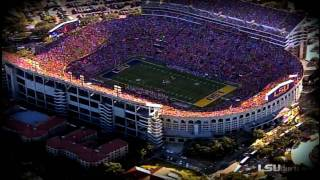 It's Saturday Night In Death Valley (LSU Football)