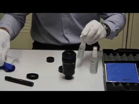 How To Clean An Eyepiece