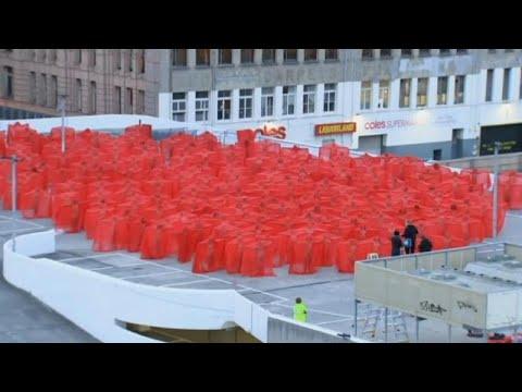 Αυστραλία: Γυμνή φωτογράφιση με τη συμμετοχή 500 ατόμων!