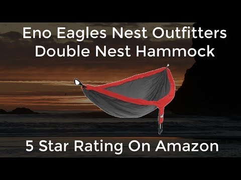 Camping Hammock-ENO Eagles Nest Outfitters-DoubleNest Hammock-Double Hammock