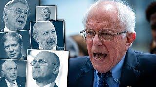 "Bernie Sanders Unveils ""Anti-Endorsements"" He's Received From CEOs & Billionaires"