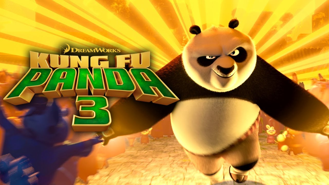 Trailer för Kung Fu Panda 3