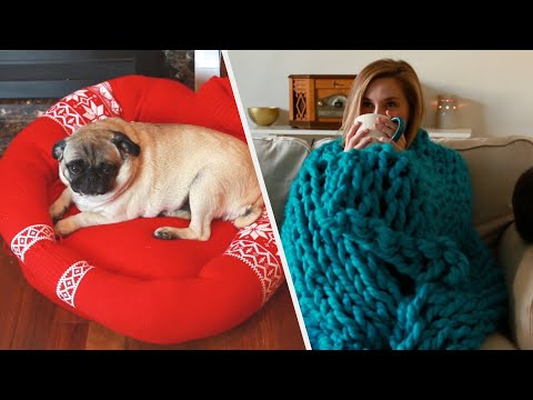 11 DIYs For The Perfectly Cozy Home