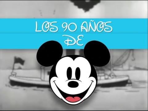 Estas son las curiosidades de Mickey Mouse