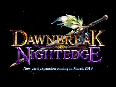 Shadowverse: Dawnbreak, Nightedge Trailer thumbnail