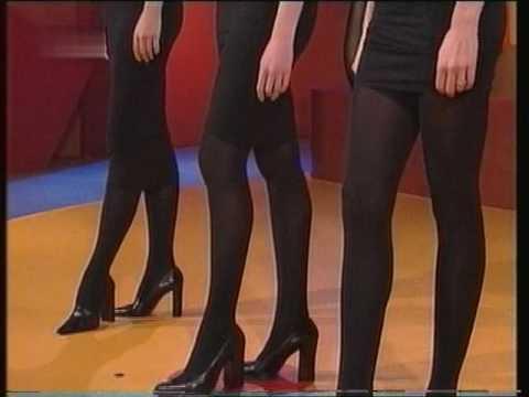 Wolford Strumpfhosen und eine Herrenstrumpfhose in der Vorher Nachher Show