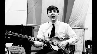 Beatles - Misery - Paul's bassline