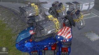 MAX Exodus Butch Gameplay   Can Do 451,440 Damage   War Robots