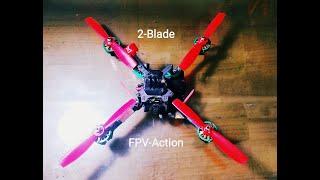 Bi-Blade FPV fun