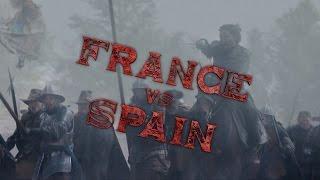 La bataille entre la France et l'Espagne (3.01)