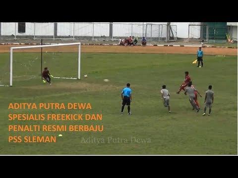 ADITYA PUTRA DEWA Bek Spesialis Free Kick & Penalti \