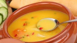 Легкий диетический суп