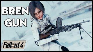 Grab the Bren Gun from Fallout London