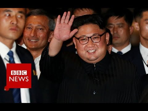 Why North Koreans last to learn of summit – BBC News