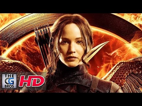 "CGI VFX Breakdown : ""The Hunger Games Mockingjay – Pt 1"" – by The Embassy VFX"