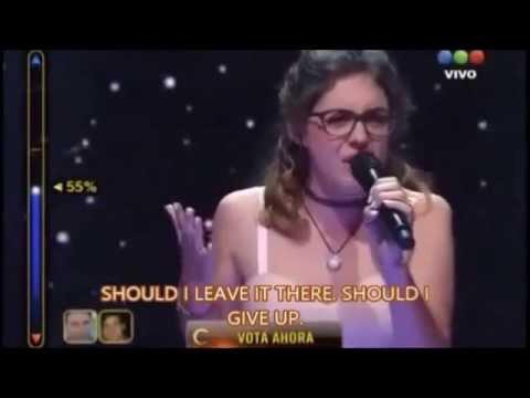 ELEGIDOS subtitulados- Chasing pavements por Victoria Bernardi. #Elegidos