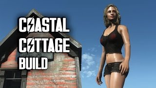 Coastal Cottage Efficiency Build - Fallout 4 Settlements