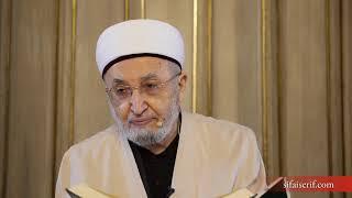Kısa Video: Peygamber Sevgisinin Alameti Kur'an-ı Kerim'i Sevmektir