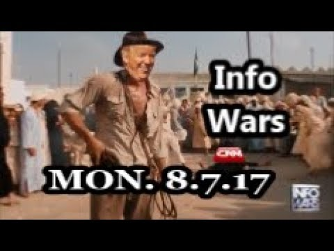 Download Alex Jones Mon  8 7 17 HD Mp4 3GP Video and MP3