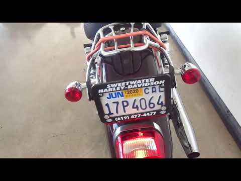2005 Harley-Davidson Sportster® XL 883C in Chula Vista, California - Video 1